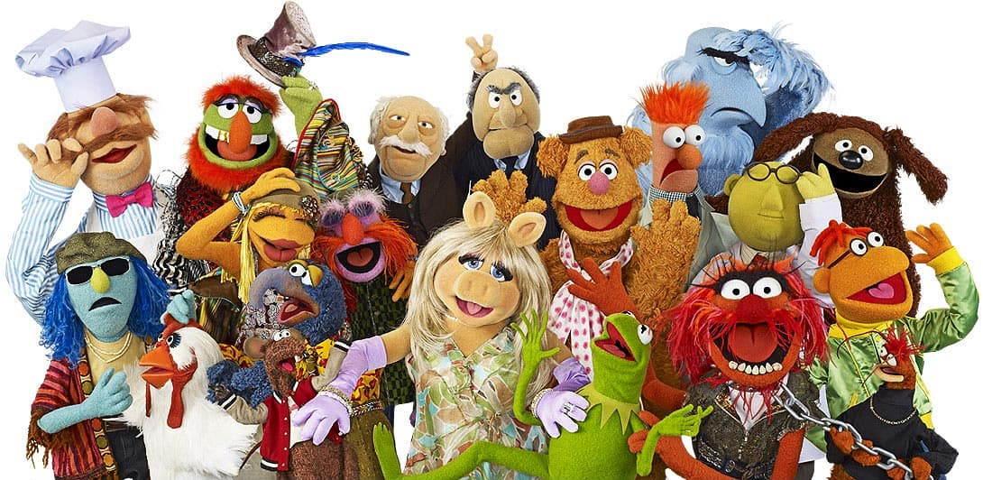 En af mine nye yndlingsfilm – The Muppets